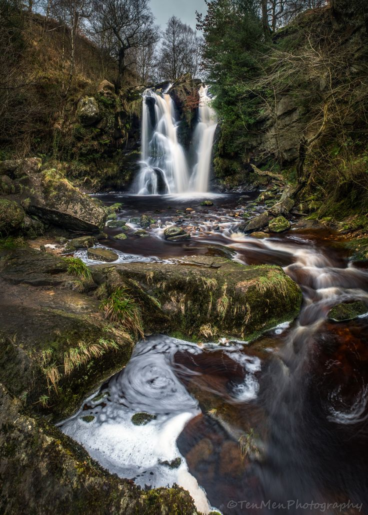 https://flic.kr/p/ScWm6u | Posforth Gill Waterfall | From yesterdays trip to Bolton Abbey   www.tenmenphotography.com     or please 'Like' my facebook page at www.facebook.com/tenmenphotography (happy to return the favour)     Also now on twitter @tenmenphoto
