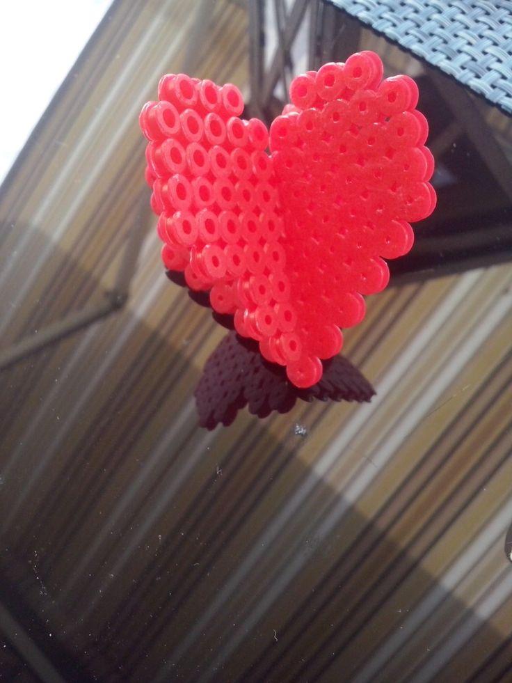 Cuore in 3D Facilr da fare