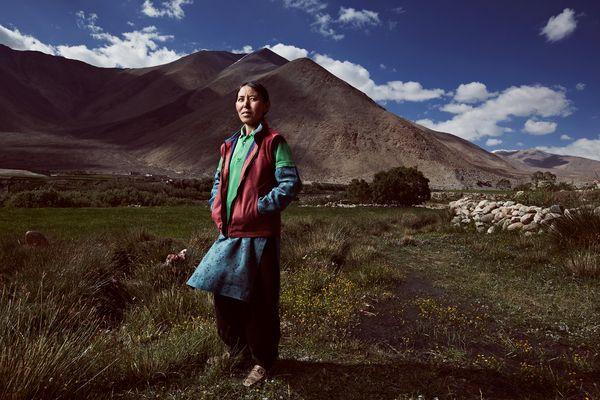PORTRAITS FROM A LAND FORGOTTEN by Vikas Vasudev, via Behance