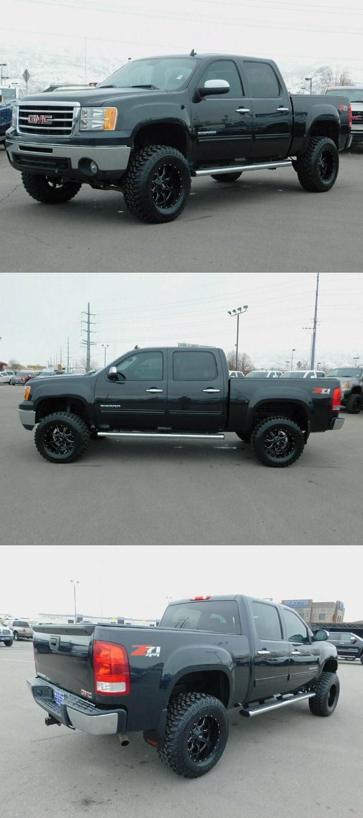 Pin By Cars For Sale On Cars Trucks In 2020 Lifted Trucks Gmc