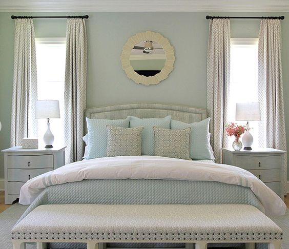 Best Bedroom Paint Colors For Girls Diy Bedroom Ceiling Canopy Bedroom Bedroom Best Bedroom Arrangement: Best 25+ Bed Between Windows Ideas On Pinterest