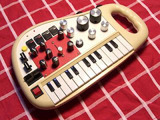 This guy makes the coolest looking synths and circuit bends.