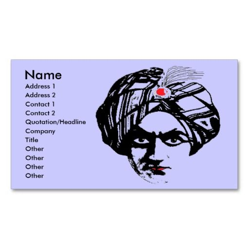 196 best images about magician business cards on pinterest