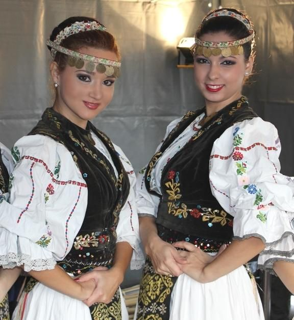 costume populare romanesti romanians traditional romanian people clothing
