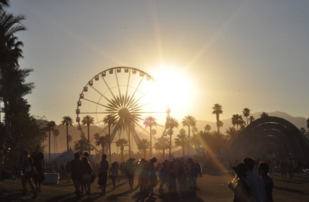 Coachella — Indio, Calif. When: April 11–20 (for 2014)  Where: Indio, Calif. Why you should go: Each year Coachella boasts the biggest names in music, not to mention an impressive showing of Hollywood's biggest celebrities. Plus, you can spend the weekend camping in the desert with your friends.