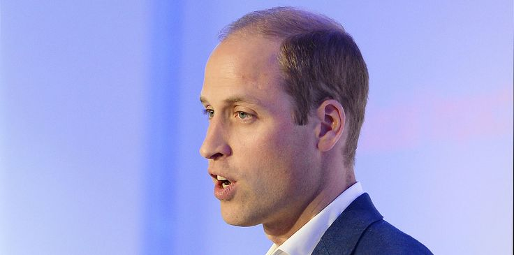 A speech by The Duke of Cambridge at the Founders Forum 2016   The Royal Family