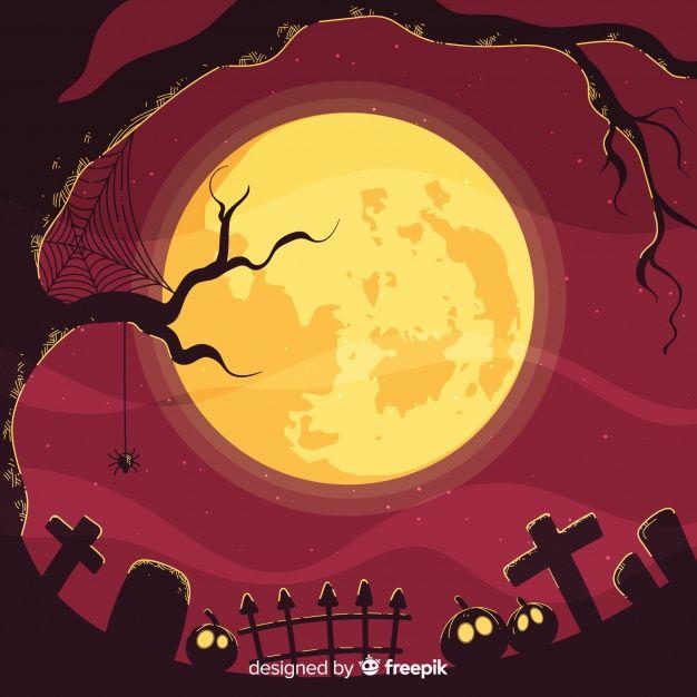 Halloween Achtergrond.Baixe Fundo De Dia Das Bruxas Assustador Gratuitamente Halloween Vector Halloween Backgrounds Halloween Backrounds