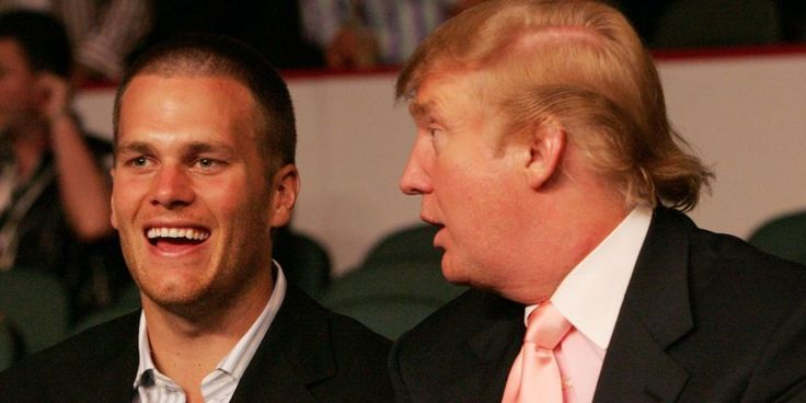 Did Tom Brady and Bill Belichick really vote for Donald Trump?  Matt Burke on the reasons why New England's two favorite sons are seemingly supporting the Republican candidate