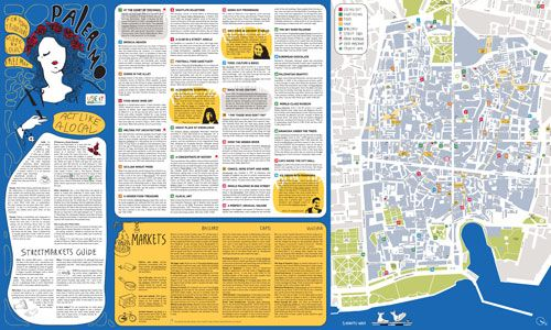 USE-IT Palermo City Map free to download #cityguide