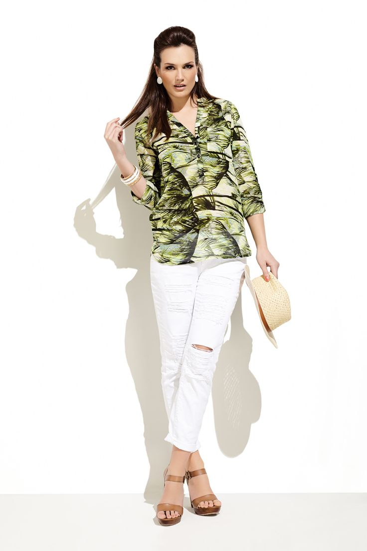 Tropical Look 8