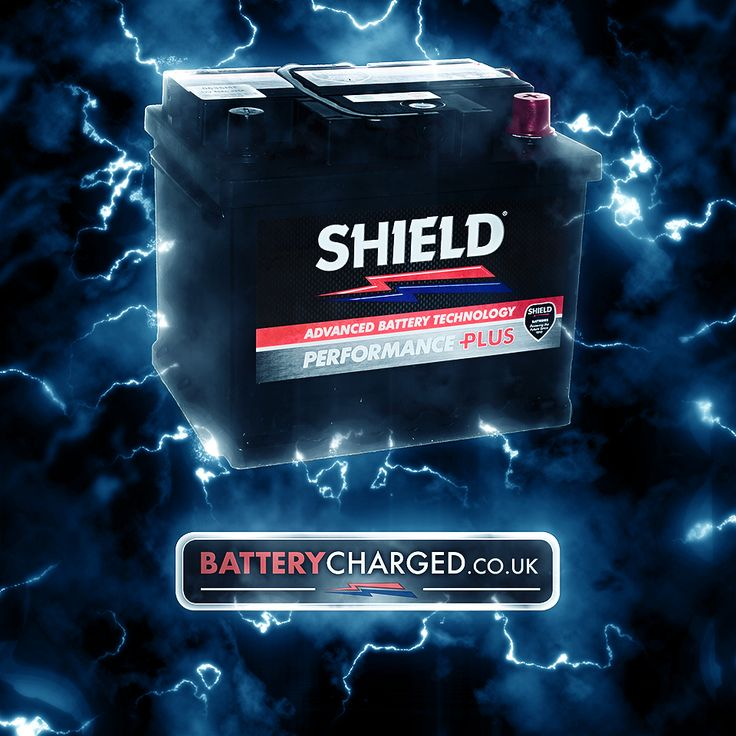 Add a spark to your life with a Shield Battery
