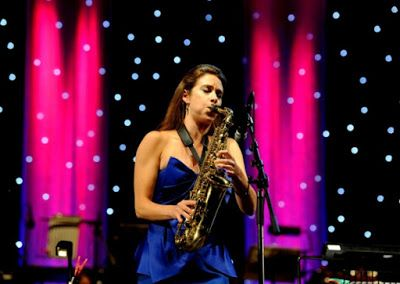 AfriClassical: Rebeca Omordia will share the stage with...Amy Dickson.