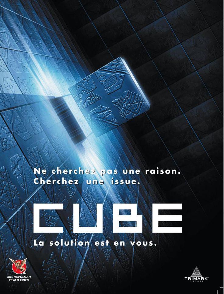 Cube - Vincenzo Natali (1997). Grand Prix Fantastic'Arts 1999, ainsi que Prix de la Critique et Prix du Public.