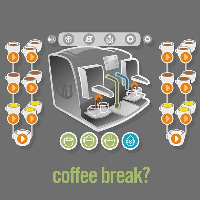 #infographic #coffee #coffeebreak #caffè #cafe #icon #nissosdesign #design #webdesign #illustration #logo #logotype #corporateidentity #immaginecoordinata #socialmedia #vectorial #logos #company #companybranding