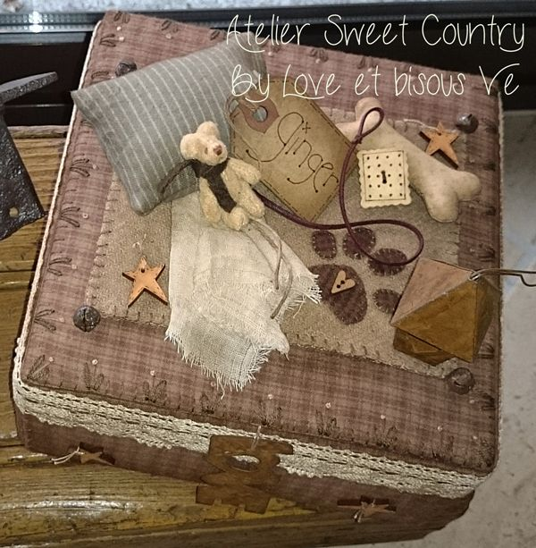 Atelier Sweet Country: 2016