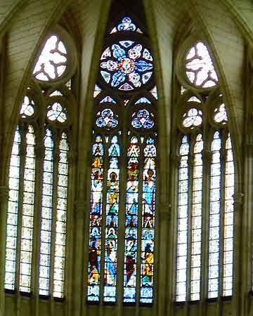 アミアン、ノートルダム大聖堂 Amiens