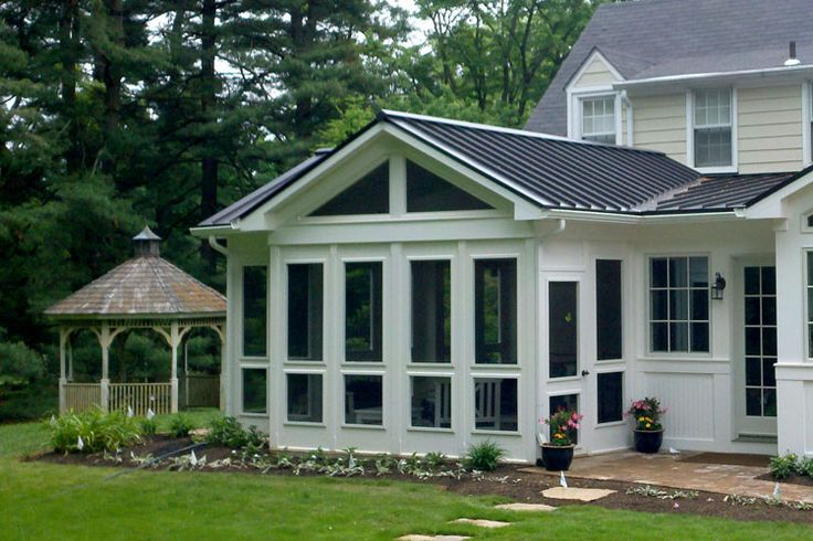 Best 20 porch enclosures ideas on pinterest screened for Prefab screened porches