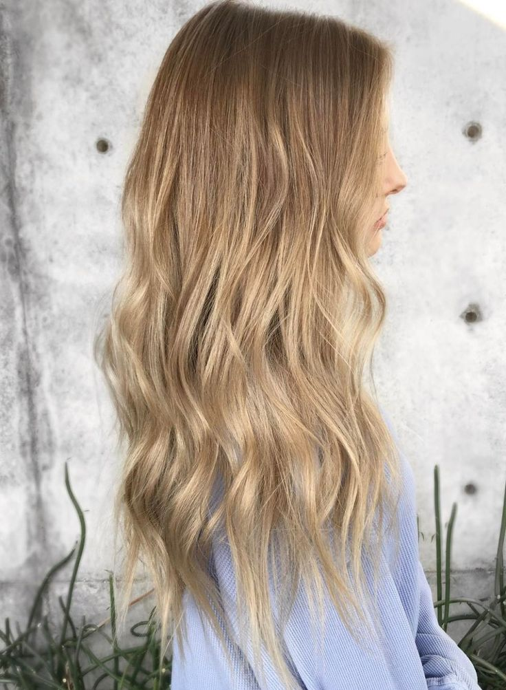 Blonde hair color pictures — pic 7