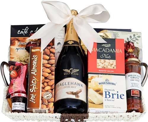 australia Gift Baskets - Seasons Greetings