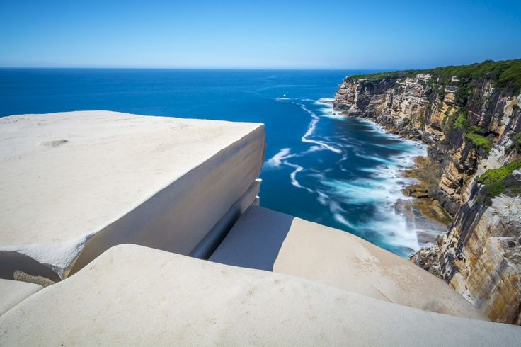 Wedding Cake rock in Bundeena, NSW, Australia http://onedollarphotos.com.au/downloads/wedding-cake-cheese-rock/
