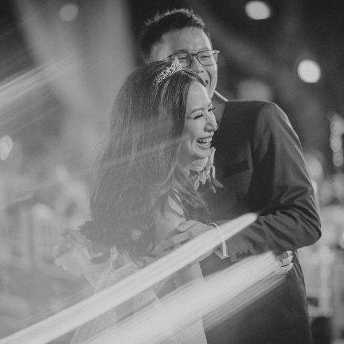 Foto videografi pernikahan oleh Kinema Studios