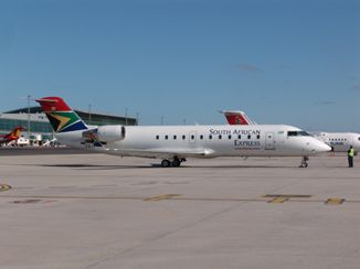 South African Express Airways SOC Ltd, which is also referred to as South African Express or as SA Express, is an airline owned by the state in South Africa. It operates independently of South African Airways (SAA), though the flights are incorporated with SAA under a strategic alliance.