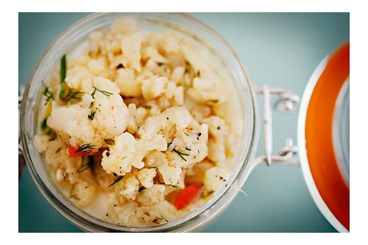 Cauliflower Relish