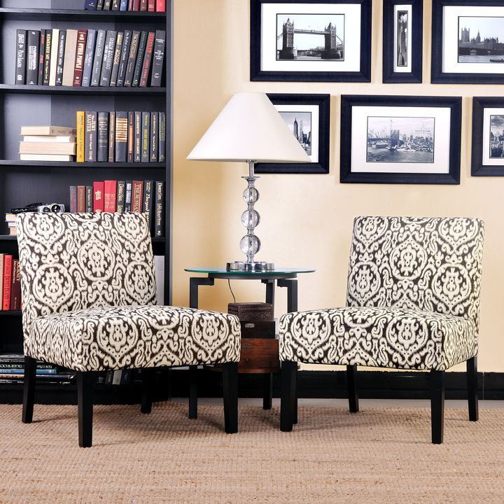 The Better Living Niles Set Of 2 Chairs Features A Retro Design Combined With Modern Style