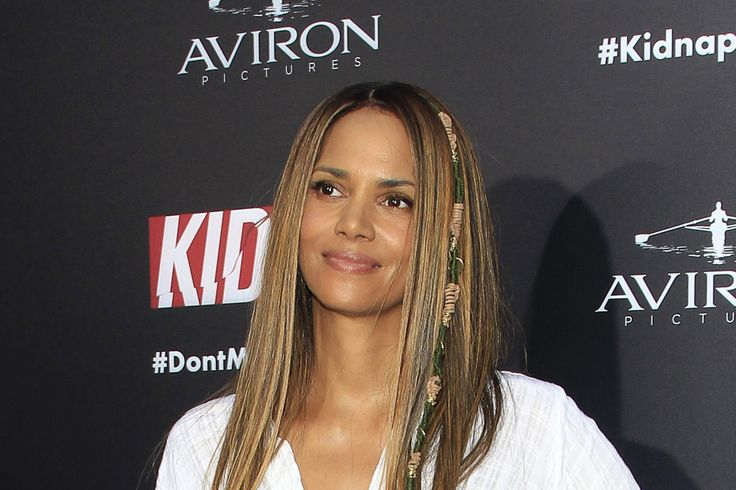 Halle Berry makes light of divorce history