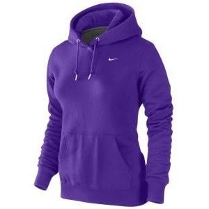Purple nike sweatshirts for women