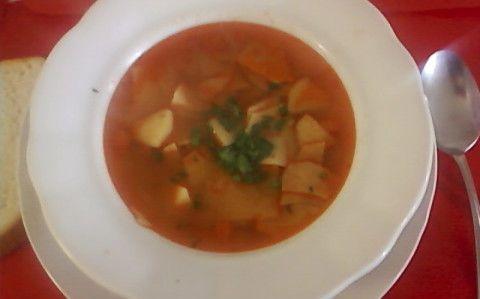 Lebbencs leves recept fotóval