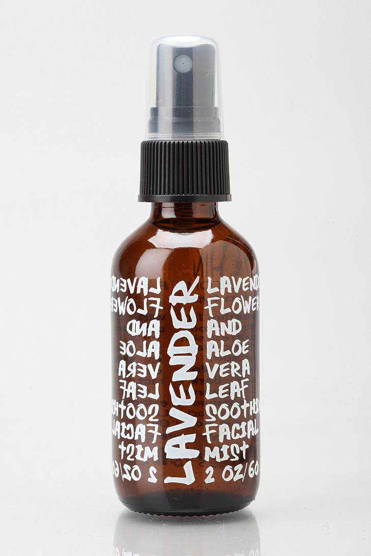 Nature Girl Lavender Face Mist - Revitalizes skin for a radiant glow. #urbanoutfitters