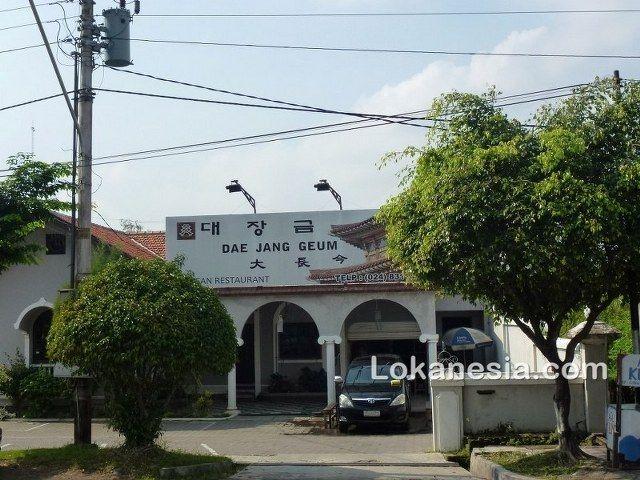 Dae Jang Geum Resto Jl. Sisimangaraja No. 24 Semarang