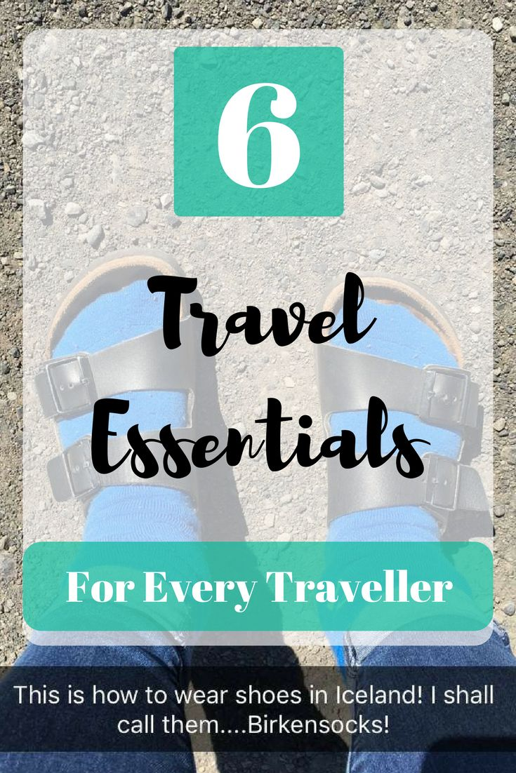 While travelling the world, there are many things to consider. This Travel Essentials list will ensure that you are as best prepared to enjoy your trip.