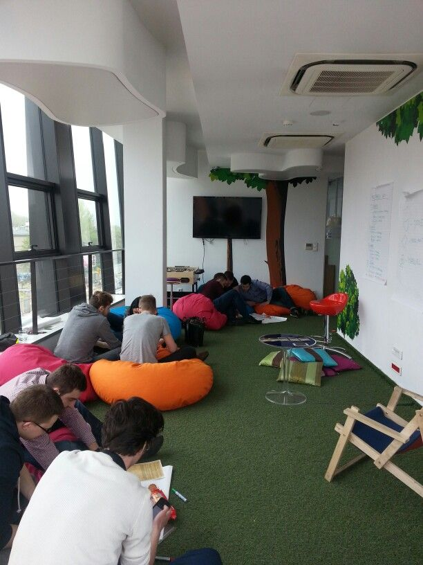 Szkolenie w pokoju kreatywnym w Krakowie