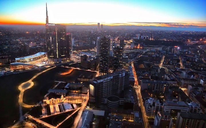 Semplicemente #Milano Foto di Andrea Cherchi #milanodavedere Milano da Vedere