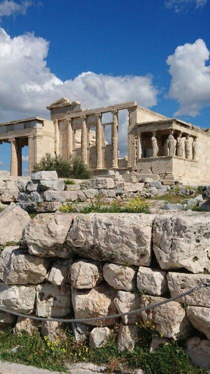 Ακρόπολη Αθηνών (Acropolis of Athens) en Αθήνα, Αττική