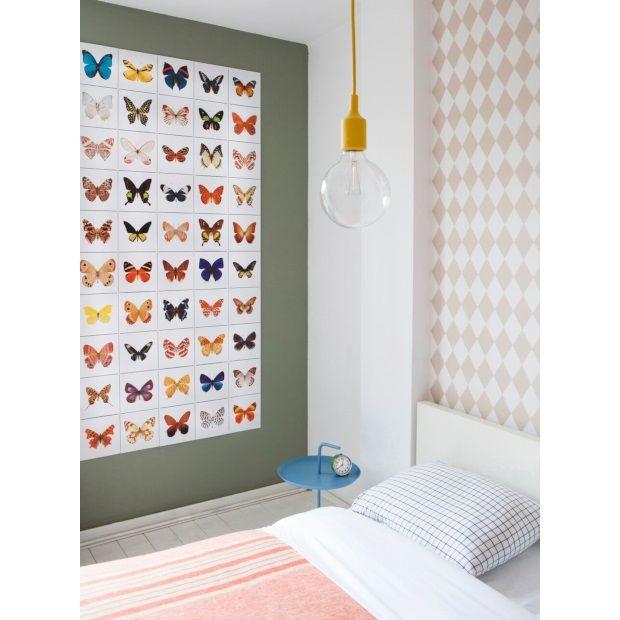 ixxi Muurdecoratie Butterflies 200 cm - Large - afbeelding 2