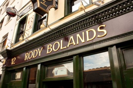 Rody Bolands | Dublin Restaurant - Reviews, Menu and Dining Guide Rathmines
