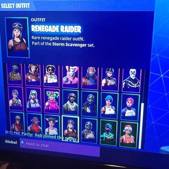 CRACKED FORTNITE ACCOUNTS (RANDOM ACCOUNTS) XBOX and PC ONLY |EMAIL