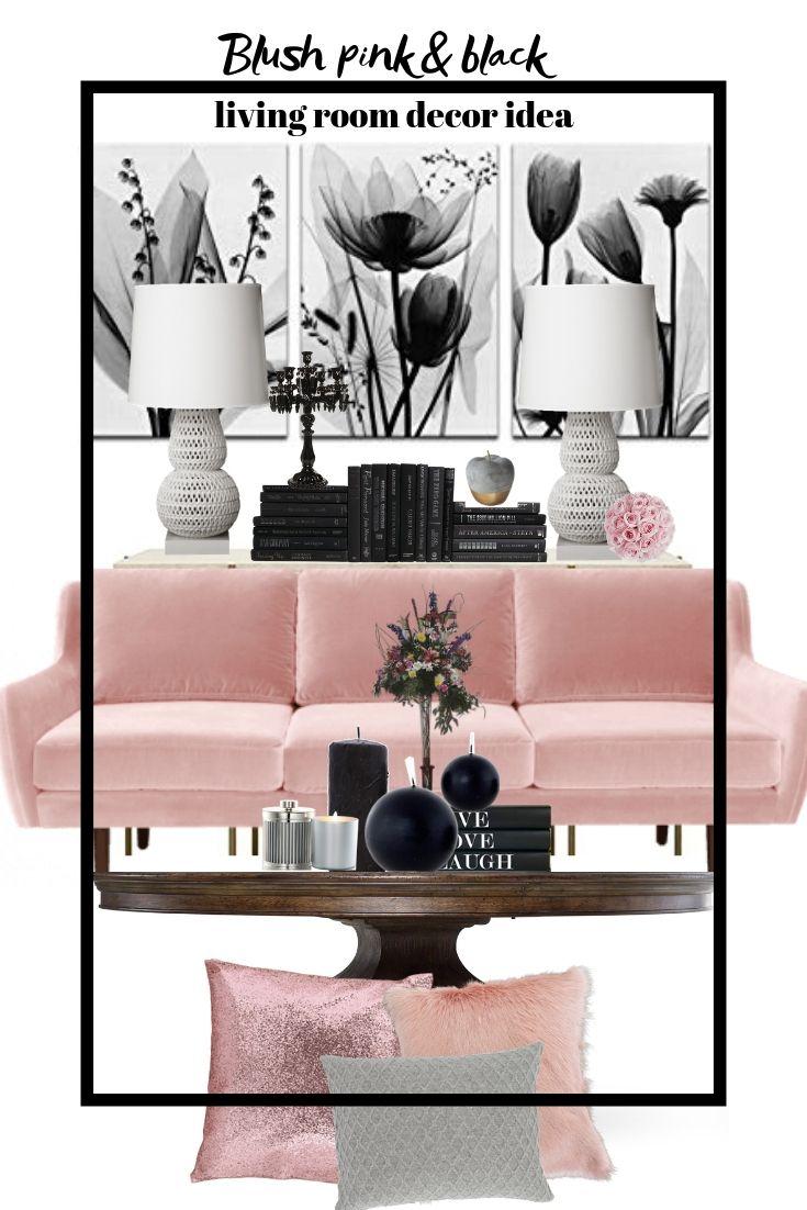 21 Antique Living Room Black Pink To Make Luxurious Look Pink Living Room Luxury Living Room Home