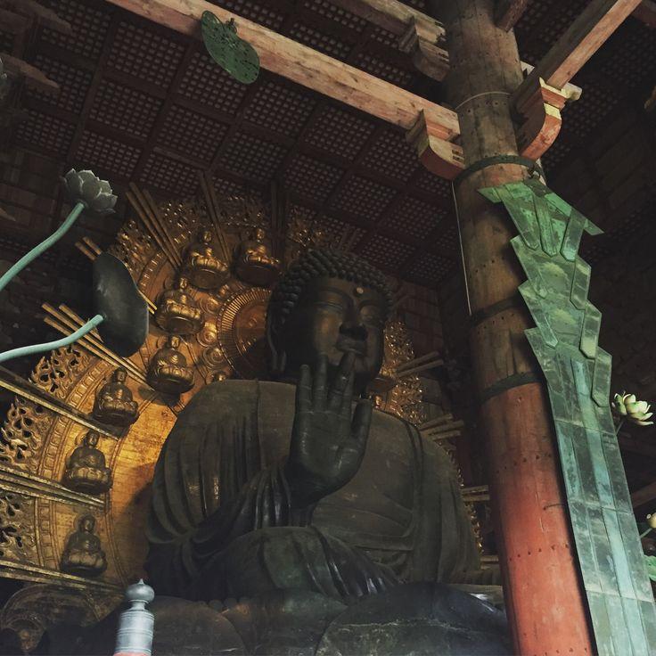 Todaji Temple - Nara, Japan
