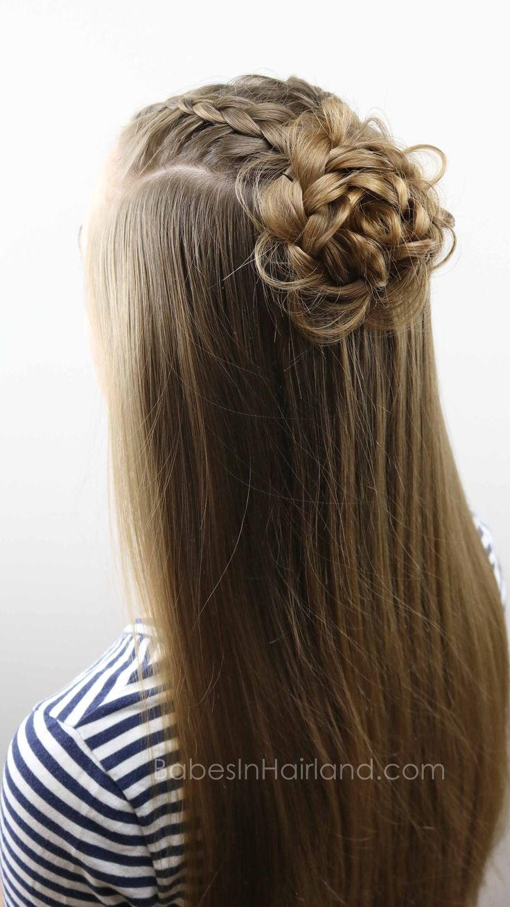 Women Hair Designs Nail Art   Easy hairstyles, Different ...