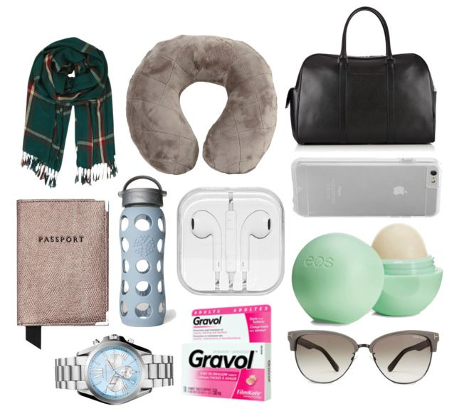 What to pack in your carry-on for short-haul flights. For plane sleepers and entertainment addicts alike!