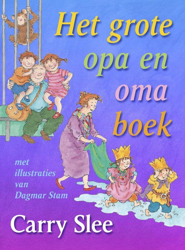 Citaten Uit Een Boek : Vandaag lezen we een stukje voor uit 'het grote opa en oma