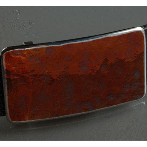 molten belt buckle- my urbanware