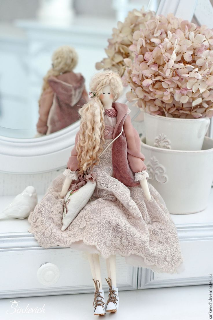 Купить Эйлин - тильда, кукла, кукла интерьерная, кукла Тильда, кукла текстильная, декор для интерьера