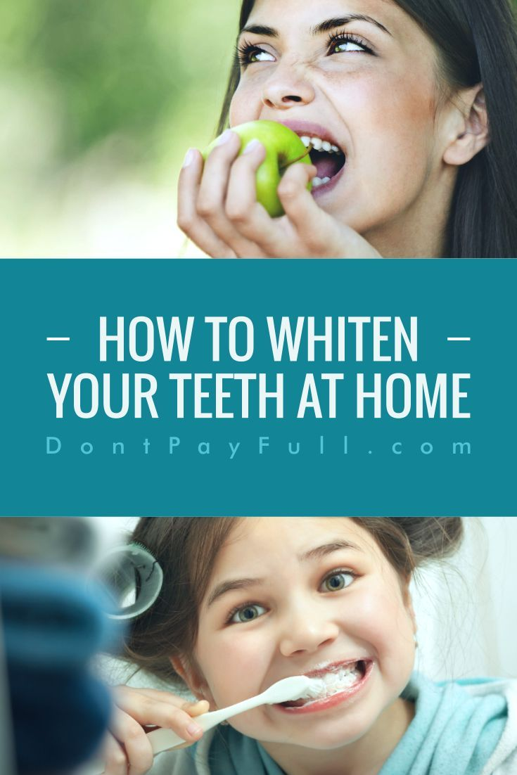 how to take care of your teeth naturally