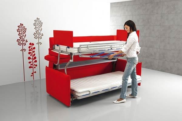 Come scegliere il #divano letto #arredo http://www.ilparametro.com/blog/come-scegliere-il-divano-letto/