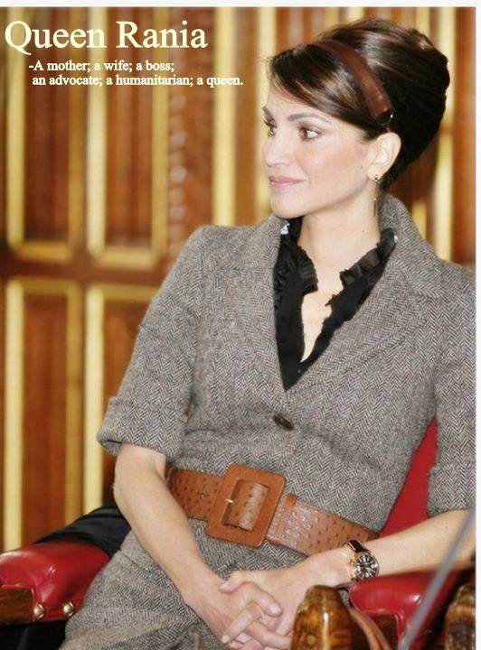 Her Majesty Queen Rania Al Abdullah speaks at the Stationers Hall,London, 07 November 2006. Queen Rania was joined by Britain's Chancellor of the Exchequer Gordon Brown & leaders of all Britain's major faith groups at a press conference.